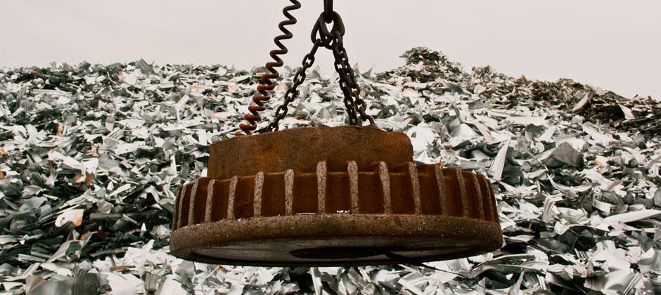 Kupfer, Aluminium, Zink, Blei & Messing